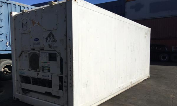20' and 24' Refrigerated Containers