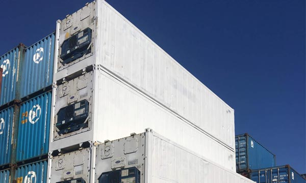 40' Refrigerated Containers